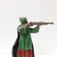 Figuras de Goma y PVC: ARABE BEDUINO FIGURA Nº148 . SERIE LAWRENCE DE ARABIA . REALIZADA POR REAMSA . AÑOS 50 EN GOMA. Lote 100640379
