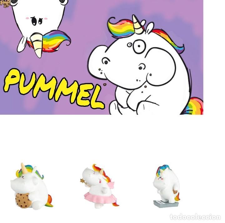 FIGURAS PVC PUMMEL - ORIGINAL Y OFICIAL BULLYLAND (Juguetes - Figuras de Goma y Pvc - Comansi y Novolinea)