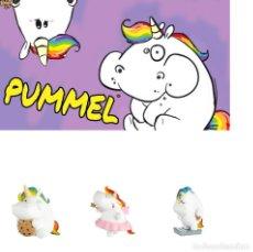 Figuras de Goma y PVC: FIGURAS PVC PUMMEL - ORIGINAL Y OFICIAL BULLYLAND. Lote 101095251