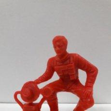Figuras de Goma y PVC: ASTRONAUTA . REALIZADOS POR COMANSI . SERIE ESPACIO. Lote 101146879