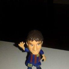 Figuras de Goma y PVC: COMANSI FIGURA DE PVC JUGADOR DEL F.C.BARCELONA LEO MESSI. Lote 101154243