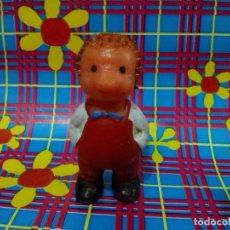 Figuras de Goma y PVC: FIGURA DE GOMA *HOMBRE ERIZO*....AÑOS 1970/80.. Lote 101237787