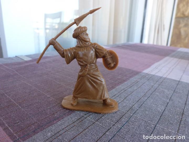 REAMSA SERIE CID CAMPEADOR-GUERRERO MORO. (Juguetes - Figuras de Goma y Pvc - Reamsa y Gomarsa)