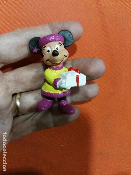 MUÑECO PVC MINIE. REGALO CUMPLEAÑOS (Juguetes - Figuras de Goma y Pvc - Otras)