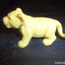 Figuras de Goma y PVC: LEON - FIGURA PVC - MARCA: COMANSI. Lote 101387551