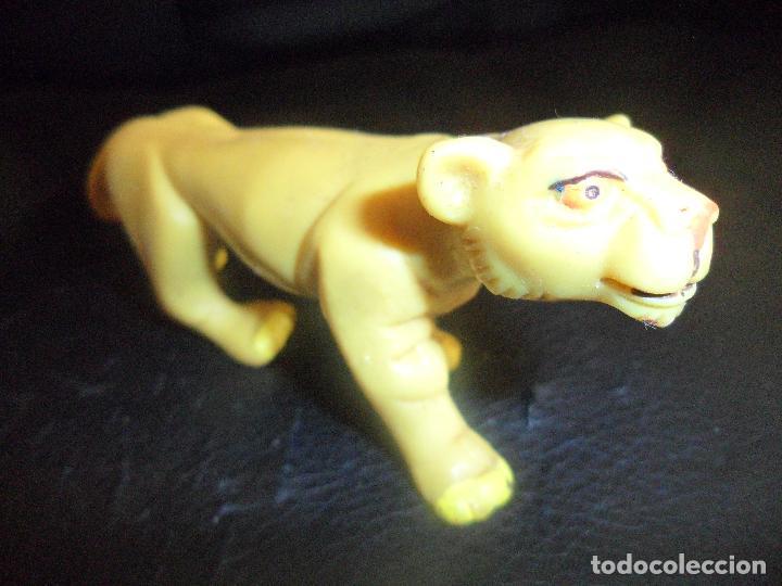 Figuras de Goma y PVC: LEONA - FIGURA PVC - MARCA: COMANSI - Foto 2 - 101387631