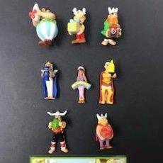 Figuras Kinder: KINDER ASTERIX Y OBELIX COLECCION COMPLETA. Lote 101407919