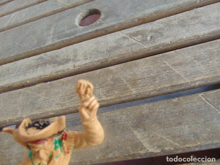 Figuras de Goma y PVC: FIGURA DE INDIO O SOLDADO DE LAFREDO O SIMILAR GRAN TAMAÑO - Foto 3 - 101491603