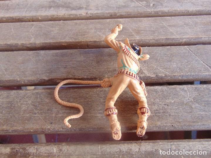 Figuras de Goma y PVC: FIGURA DE INDIO O SOLDADO DE LAFREDO O SIMILAR GRAN TAMAÑO - Foto 4 - 101491603