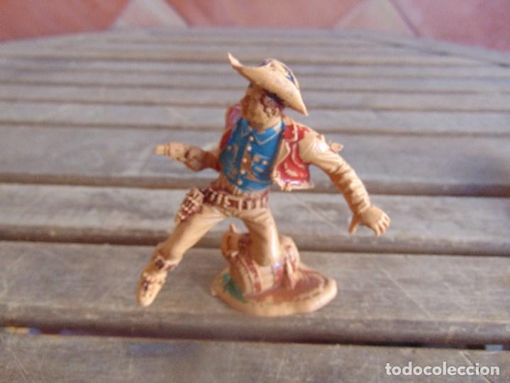 FIGURA DE INDIO O SOLDADO DE LAFREDO O SIMILAR GRAN TAMAÑO (Juguetes - Figuras de Goma y Pvc - Lafredo)