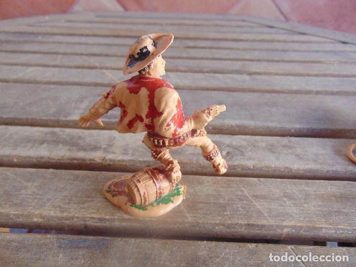 Figuras de Goma y PVC: FIGURA DE INDIO O SOLDADO DE LAFREDO O SIMILAR GRAN TAMAÑO - Foto 2 - 101491683