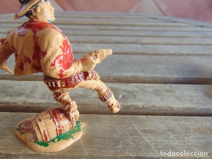 Figuras de Goma y PVC: FIGURA DE INDIO O SOLDADO DE LAFREDO O SIMILAR GRAN TAMAÑO - Foto 3 - 101491683