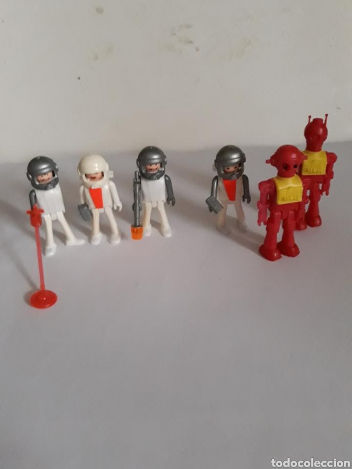 COMAN BOYS SERIE ESPACIO (Juguetes - Figuras de Goma y Pvc - Comansi y Novolinea)