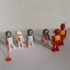 Figuras de Goma y PVC: COMAN BOYS SERIE ESPACIO. Lote 101737708