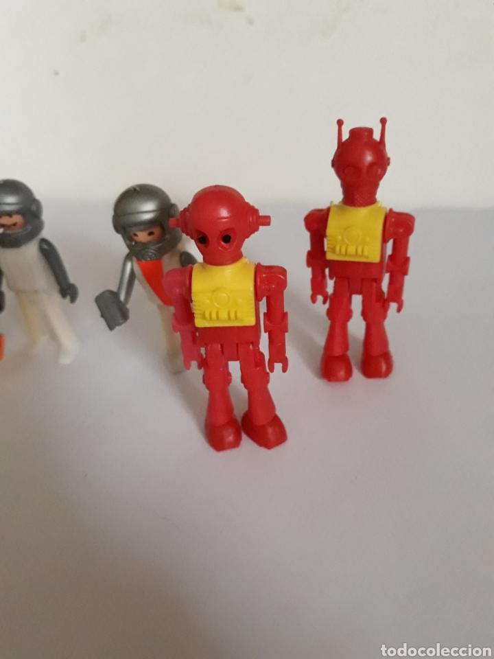 Figuras de Goma y PVC: COMAN BOYS SERIE ESPACIO - Foto 2 - 101737708