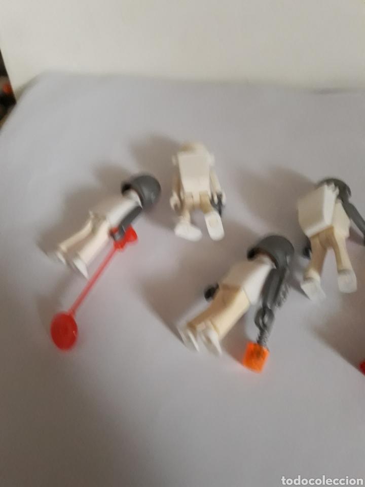 Figuras de Goma y PVC: COMAN BOYS SERIE ESPACIO - Foto 3 - 101737708