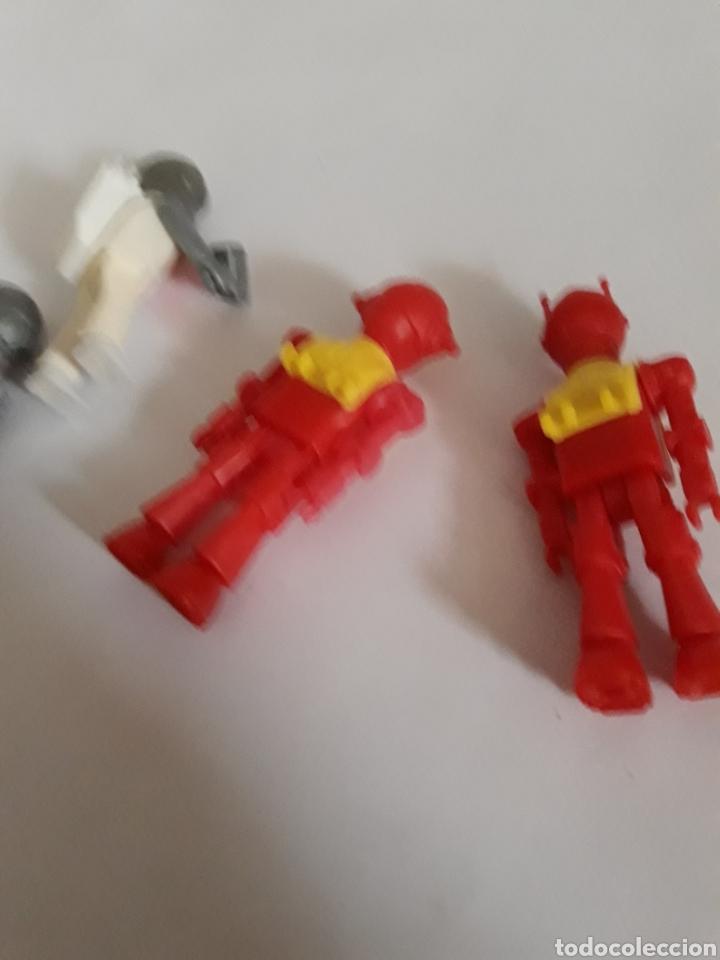 Figuras de Goma y PVC: COMAN BOYS SERIE ESPACIO - Foto 4 - 101737708