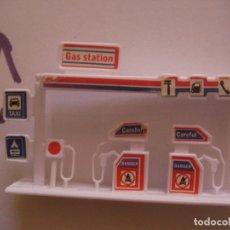 Figuras de Goma y PVC: FIGURA DE GOMA O PVC GASOLINERA - ENVIO INCLUIDO A ESPAÑA. Lote 101740223