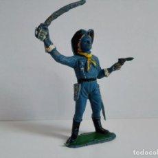 Figuras de Goma y PVC: FEDERAL DE COMANSI, PRIMERA SERIE 1ª.PLÁSTICO. Lote 101916031
