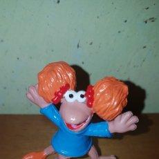 Figuras de Goma y PVC: FIGURA PVC GOMA FRAGGLES ROCK MUÑECO COLECCIÓN AÑOS 80 90 NUEVO. Lote 101984311