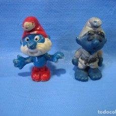Figuras de Goma y PVC: ANTIGUAS FIGURAS DE GOMA. Lote 102049283