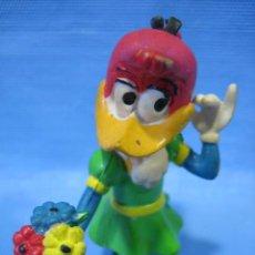 Figuras de Goma y PVC: ANTIGUA FIGURA DE GOMA . CÓMIC WUALTER LANZ. Lote 102049671