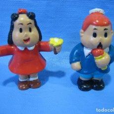 Figuras de Goma y PVC: ANTIGUAS FIGURAS DE GOMA . Lote 102049735