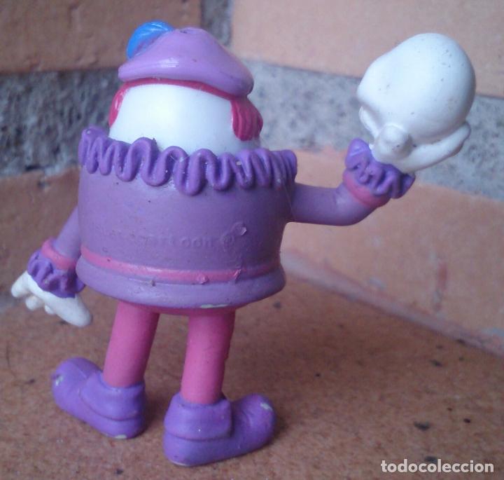 Figuras de Goma y PVC: Figura goma Huevo Cartoon Huevocartoon Hamlet - Foto 2 - 153102182
