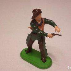 Figuras de Goma y PVC: BRITAINS. FIGURA DE VAQUERO.. Lote 102408127
