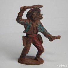 Figuras de Goma y PVC: FIGURA VAQUERO DE LAFREDO. Lote 102431459