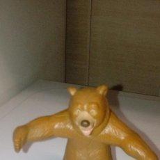 Figuras de Goma y PVC: FIGURA OSO. Lote 102477815