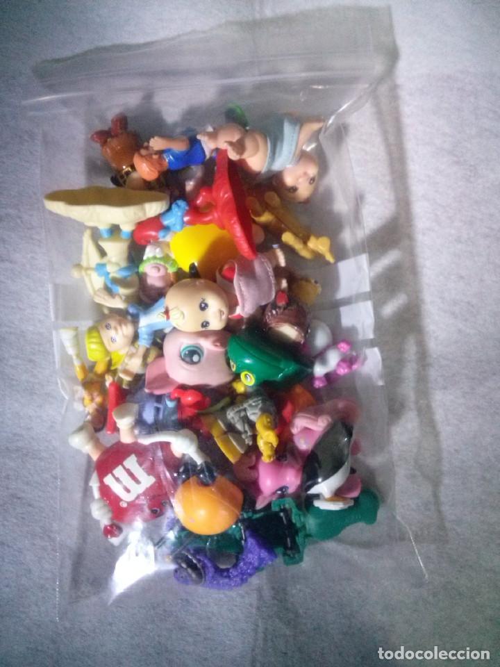 Figuras de Goma y PVC: Lote de 25 figuritas de plastico...descripcion: ver imagenes. - Foto 2 - 102479823