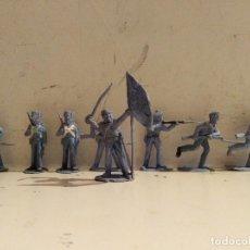 Figuras de Goma y PVC: FIGURAS PVC SOLDADOS BRITAIN'S ENGLAND 50 MM. Lote 102712483