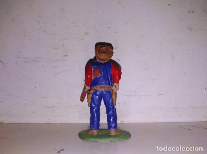 Figuras de Goma y PVC: Figura pvc vaquero timpo toys England 50 mm - Foto 2 - 102718727