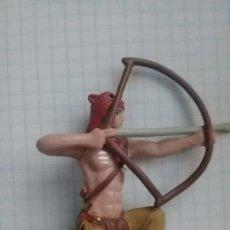 Figuras de Goma y PVC: INDIO COMANSI OESTE FUERTE. Lote 102746527