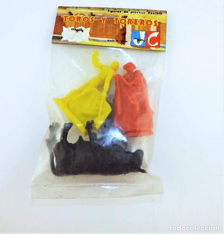 JECSAN TOREROS BOLSA (Juguetes - Figuras de Goma y Pvc - Jecsan)