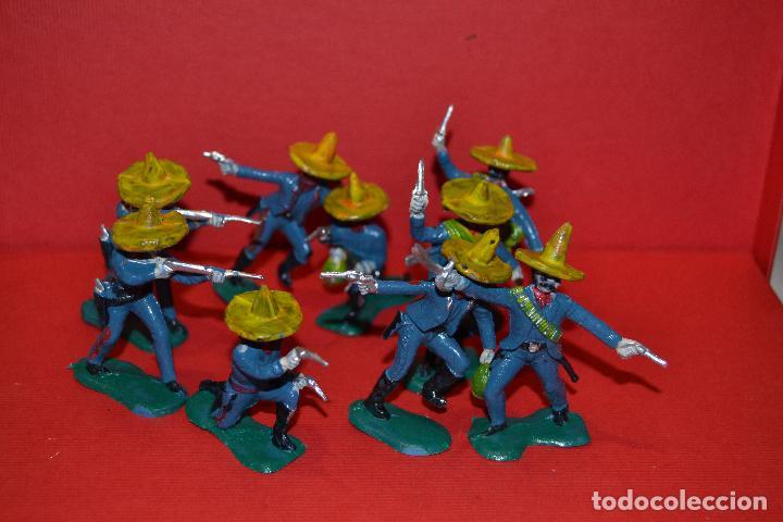 JECSAN MEJICANOS MEXICANOS (Juguetes - Figuras de Goma y Pvc - Jecsan)