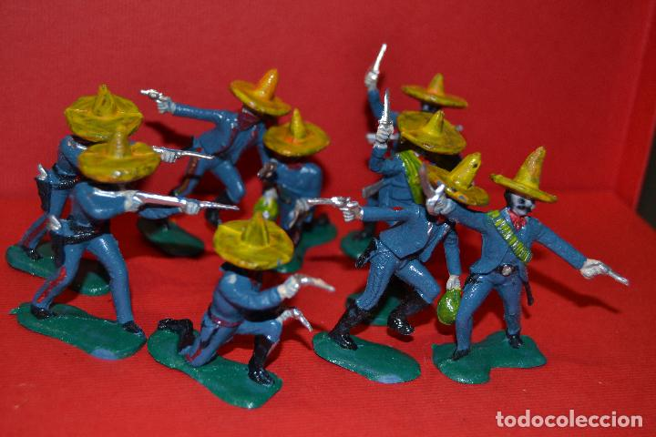 Figuras de Goma y PVC: jecsan mejicanos mexicanos - Foto 2 - 103082031