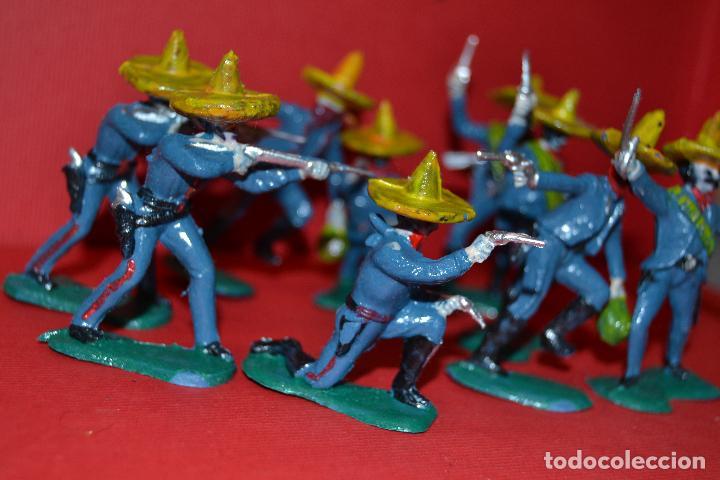 Figuras de Goma y PVC: jecsan mejicanos mexicanos - Foto 3 - 103082031