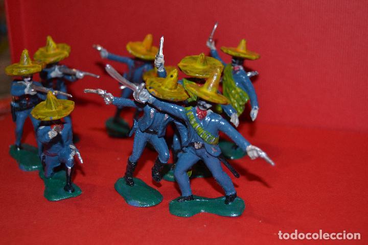 Figuras de Goma y PVC: jecsan mejicanos mexicanos - Foto 5 - 103082031