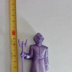 Figuras de Goma y PVC: FIGURA ASHLER DE MAZINGER Z COMANSI YOLANDA PLASTICO VIOLETA. Lote 103187383