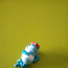 Figuras Kinder: DELFIN FERRERO CON SOMBRERO. Lote 103272591