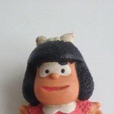 Figuras de Goma y PVC: FIGURA EN GOMA/MAFALDA.. Lote 103275303
