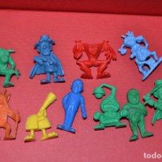 Figuras de Goma y PVC: DUNKIN LOTE DE MONSTRUOS. Lote 103427191