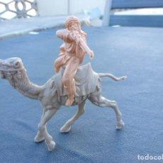 Figuras de Goma y PVC: REAMSA ÁRABE EN CAMELLO SERIE LAWRENCE DE ARABIA . Lote 103514123