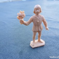 Figuras de Goma y PVC: REAMSA SERIE CORTE DEL CASTILLO FEUDAL.. Lote 103518427
