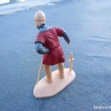 Figuras de Goma y PVC: REAMSA SERIE CORTE DEL CASTILLO FEUDAL.. Lote 103519055