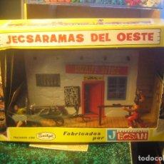 Figuras de Goma y PVC: FIGURAS JECSAN EN GOMA , COMANSI, LAFREDO, REAMSA, BRITAINS TOY SOLDIERS.. Lote 103521635