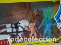 Figuras de Goma y PVC: Lucky luke City de comansi - Foto 2 - 103529887