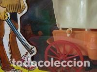 Figuras de Goma y PVC: Lucky luke City de comansi - Foto 3 - 103529887